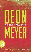 Cover-Bild zu Meyer, Deon: Karoonacht (eBook)