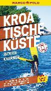 Cover-Bild zu MARCO POLO Reiseführer Kroatische Küste Istrien, Kvarner von Schetar, Daniela