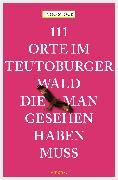 Cover-Bild zu Stock, Ingo: 111 Orte im Teutoburger Wald, die man gesehen haben muss (eBook)