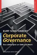 Cover-Bild zu Corporate Governance