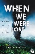 Cover-Bild zu Wignall, Kevin: When we were lost (eBook)
