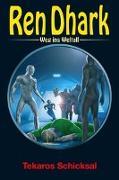 Cover-Bild zu Weinland, Manfred: Ren Dhark - Weg ins Weltall 84: Tekaros Schicksal