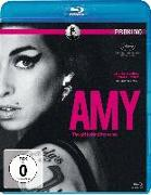 Cover-Bild zu Amy Winehouse (Schausp.): Amy - The Girl behind the Name