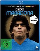 Cover-Bild zu Asif Kapadia (Reg.): Diego Maradona Blu Ray