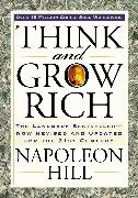 Cover-Bild zu Think and Grow Rich von Hill, Napoleon