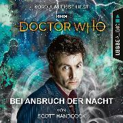 Cover-Bild zu eBook Doctor Who - Bei Anbruch der Nacht (Ungekürzt)