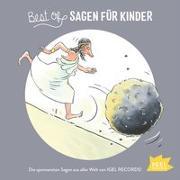 Cover-Bild zu Inkiow, Dimiter: Best of Sagen für Kinder