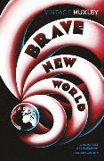 Cover-Bild zu Brave New World von Huxley, Aldous
