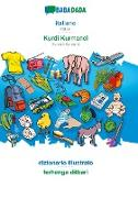 Cover-Bild zu BABADADA, italiano - Kurdî Kurmancî, dizionario illustrato - ferhenga dîtbarî