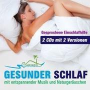 Cover-Bild zu Gesunder Schlaf - Geführte Meditation von Fields, Alan