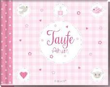 Cover-Bild zu Rechl, Christine (Illustr.): Taufe Album (rosa)