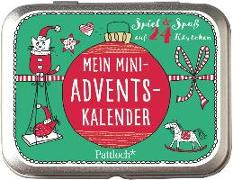 Cover-Bild zu Rechl, Christine (Illustr.): Mein Mini-Advents-Kalender