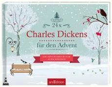 Cover-Bild zu 24 x Charles Dickens für den Advent