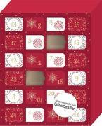 Cover-Bild zu Merry Christmas - Ein Adventskalender deluxe zum Selbstbefüllen