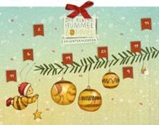 Cover-Bild zu Sabbag, Britta: Die kleine Hummel Bommel - Adventskalender