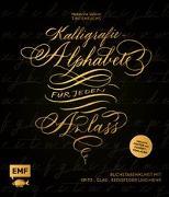 Cover-Bild zu Kalligrafie - Alphabete für jeden Anlass von Safarik, Natascha
