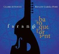 Cover-Bild zu Farangi - Du Baroque à l'Orient