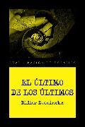 Cover-Bild zu Daeninckx, Didier: El último de los últimos (eBook)