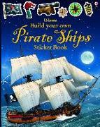 Cover-Bild zu Tudhope, Simon: Build Your Own Pirate Ship Sticker Book