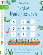 Cover-Bild zu Tudhope, Simon: Mein Lernspaß-Übungsblock: Erstes Multiplizieren (2. Klasse)