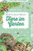 Cover-Bild zu Tudhope, Simon: Natur-Entdecker-Karten: Tiere im Garten