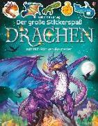Cover-Bild zu Tudhope, Simon: Der große Stickerspaß: Drachen