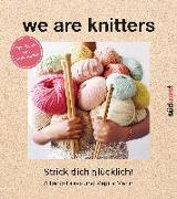Cover-Bild zu We are knitters von Bravo, Alberto