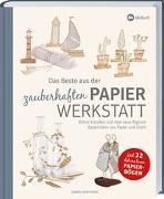 Cover-Bild zu Das Beste aus der zauberhaften Papierwerkstatt von LV.Buch (Hrsg.)
