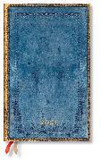 Cover-Bild zu 2021 Rivierablau Schlicht Maxi 12M. Horizontal Flexi