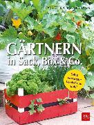 Cover-Bild zu Gärtnern in Sack, Box & Co (eBook) von Baumjohann, Dorothea