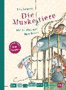 Cover-Bild zu Krause, Ute: Erst ich ein Stück, dann du - Die Muskeltiere und der fliegende Herr Robert (eBook)