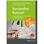Cover-Bild zu Barrierefrei-Konzept - mit E-Book (PDF) von Hess, Stephanie