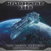 Cover-Bild zu Suchanek, Andreas: Heliosphere 2265, Folge 1: Das dunkle Fragment (Audio Download)
