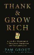 Cover-Bild zu Grout, Pam: Thank & Grow Rich