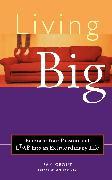 Cover-Bild zu Grout, Pam: Living Big