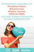 Cover-Bild zu lit.Love.Stories 2019 (eBook) von Elias, Nora