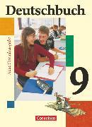 Cover-Bild zu Berghaus, Christoph: Deutschbuch, Sprach- und Lesebuch, Grundausgabe 2006, 9. Schuljahr, Schülerbuch
