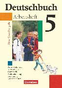 Cover-Bild zu Berghaus, Christoph: Deutschbuch, Sprach- und Lesebuch, Grundausgabe 2006, 5. Schuljahr, Arbeitsheft mit Lösungen