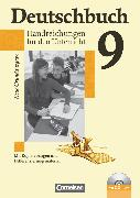 Cover-Bild zu Berghaus, Christoph: Deutschbuch, Sprach- und Lesebuch, Grundausgabe 2006, 9. Schuljahr, Handreichungen für den Unterricht, Kopiervorlagen und CD-ROM