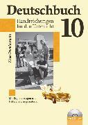 Cover-Bild zu Berghaus, Christoph: Deutschbuch, Sprach- und Lesebuch, Grundausgabe 2006, 10. Schuljahr, Handreichungen für den Unterricht, Mit Kopiervorlagen, Differenzierungsmaterial und CD-ROM