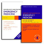 Cover-Bild zu Oxford Handbook of Emergency Medicine [With Oxford Assess and Progress Emergency Medicine] von Wyatt, Jonathan P.