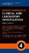 Cover-Bild zu Oxford Handbook of Clinical and Laboratory Investigation (eBook) von Provan, Drew (Hrsg.)