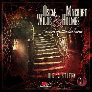 Cover-Bild zu Freund, Marc: Oscar Wilde & Mycroft Holmes, Sonderermittler der Krone, Folge 31: Die 13 Stufen (Audio Download)