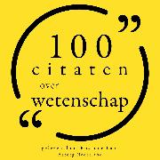 Cover-Bild zu 100 Citaten over Wetenschap (Audio Download) von Whitman, Walt