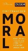 Cover-Bild zu Eine Frage der Moral