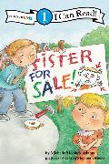 Cover-Bild zu Sister for Sale von Adams, Michelle Medlock