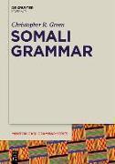 Cover-Bild zu Somali Grammar (eBook) von Green, Christopher