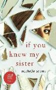 Cover-Bild zu If You Knew My Sister von Adams, Michelle