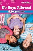 Cover-Bild zu No Boys Allowed von Adams, Michelle Medlock