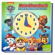Cover-Bild zu PAW Patrol: Mein Uhrenbuch - Rund um die Uhr im Einsatz mit den Fellfreunden von Panini
